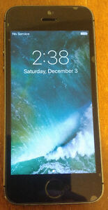IPhone 5s 16gb Bell/Virgin 9/10 condition