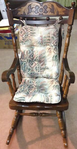 Rocking chair, very good condition