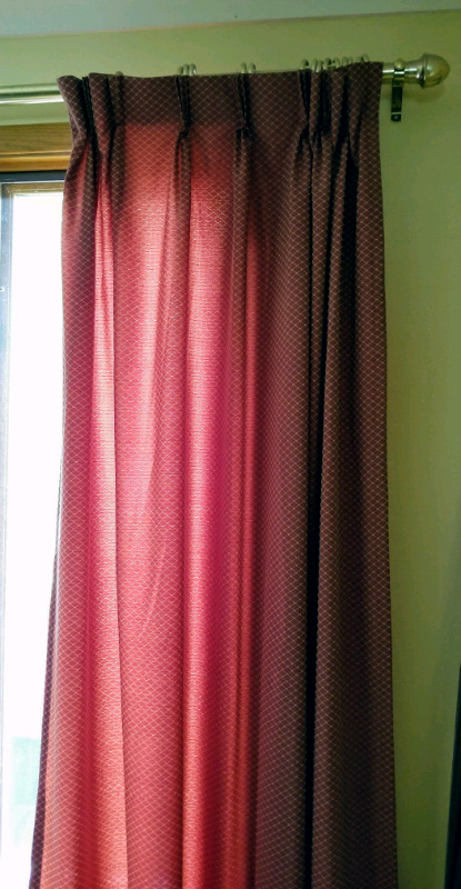 Description 2 Standard Curtain Panel