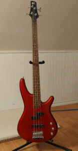 Ibanez soundgear bass