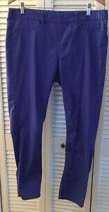 Ladies size 16 cotton pant, elastic waist, medium leg width.