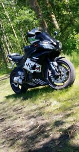06 Yamaha r6 raven