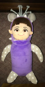 Monsters Inc Disney Boo Plush 14 Inch Stuffed Doll
