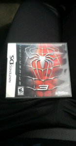 Spiderman 3 DS Game