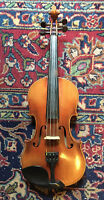 Violin - 4/4 size Czech made