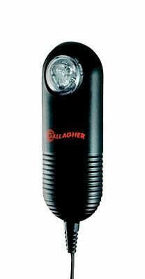 Gallagher Live Fence Indicator 1 In. X 3 In. X 7 In. Black