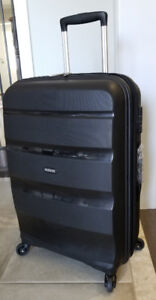 """New, 25"""" American Tourister Spinner Expandable Luggage"""