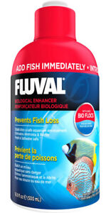 Brand New Fluval Biological Enhancer 16.9fl oz for Aquariums