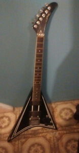 FLYING V ELECTRIC GUITAR.