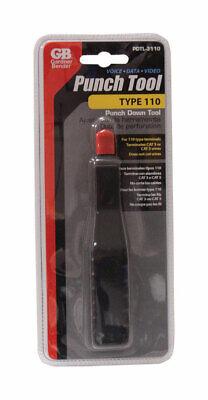 Gardner Bender Punch Tool - PDTL-3110 Punch Down Tool - Non-Impact Type 110