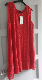 Size 16/18 new with tag dress