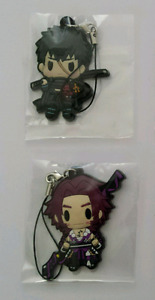 Touken Ranbu Japanese Anime Rubber Charms