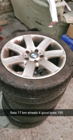Bmw Alloys 17inch