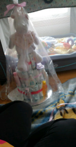 Diaper Cakes for sale