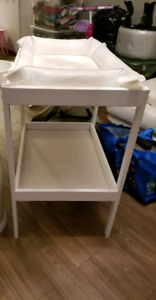 Selling diaper changing table in a great condition! Contact me a