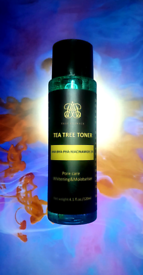 Tea tree toner - hand made - only 100 available - Free delivery