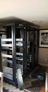 Full Sized(42u) Server racks