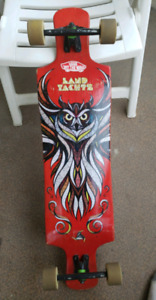 LandYahtz Longboard