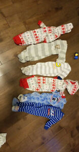0 to 3 month clothing lot