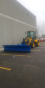 Tractors payloader and skidsteer for rent