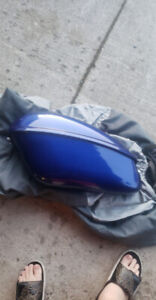 Harley davidson hard bags off 2006 softail deluxe