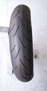 Pneu avant radial Bridgestone Battlax S20 120/70 ZR17