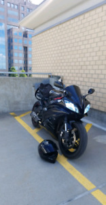 Yamaha R6 RAVEN 2006 (BLACKED OUT)