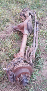 Ford F-350 front axle