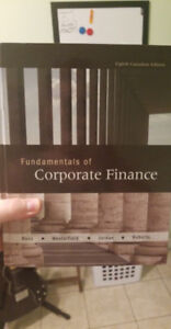Fundamentals of Corporate Finance, 8th Canadian Edition (2013)