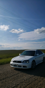 2000 Subaru Legacy B4