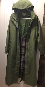 All weather coat from L.L.Bean