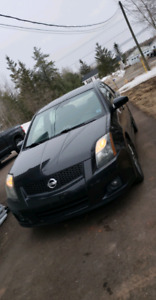 2010 Nissan Sentra SER Spec V 5k today 6 speed