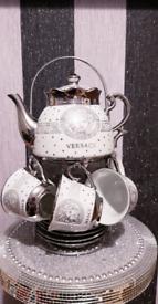 Vers#ce Coffee Tea set