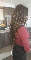 Extension capillaire 22""