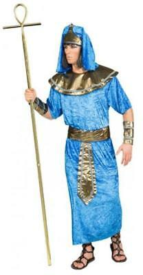 Ägypter Kostüm Pharao Pharaoh Herren Nil König Pharaokostüm Pharaohkostüm Maske (König Pharao Kostüm)