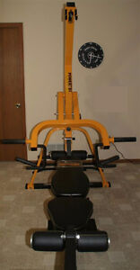 Powertec Olympic Leverage Gym + Weight