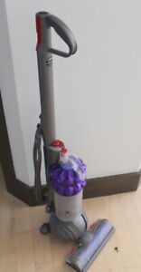 2 Dyson vacuum cleaners - as is $ 35 each or both $ 50