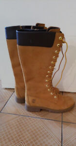 Timberland boots for woman/girl size 8