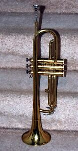 Trumpet, Vintage Rene Duval Made In France. Great Condition.