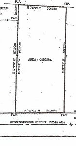 Re/Max is selling land on 'K' Street in Happy Valley-Goose Bay