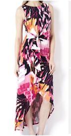 Unusual maxi dress