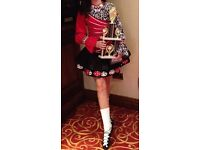 Siopa Rince Irish Dancing Dress Beautiful Irish dancing, Age 12+