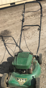 Good Lawn Mower - Can Deliver