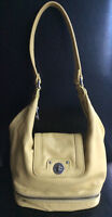 Marc by Marc Jacobs Mustard yellow leather bag