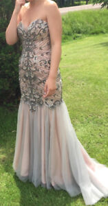 Stunning Couture Prom Dress