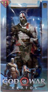 FIGURINES NECA 18 POUCES - GOD OF WAR - JASON VORHEES - IRON MAN
