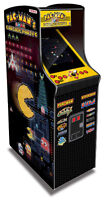 Pac Man's Arcade Party