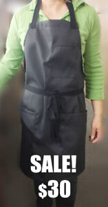Chef Aprons, General Purpose Aprons - Sturdy Made in Canada!