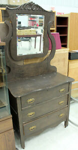 Antique Dresser @ Habitat ReStore in Cobourg