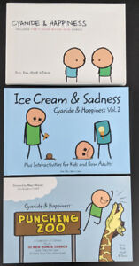 Cyanide & Happiness Books & Show + Extras Bundle!